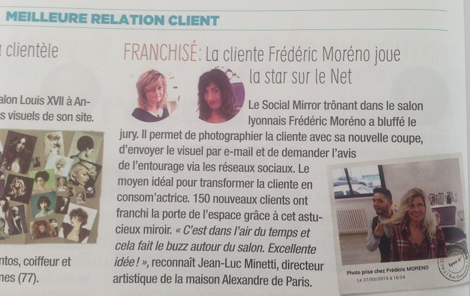 Article Moreno Social Mirror