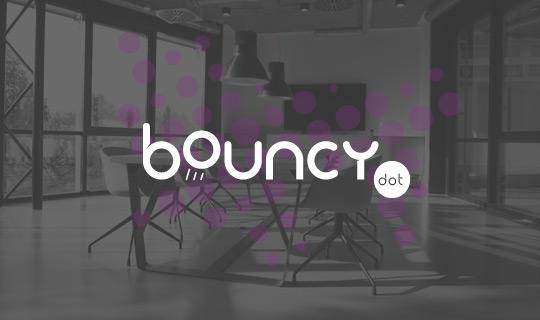Bouncy Dot création de contenus