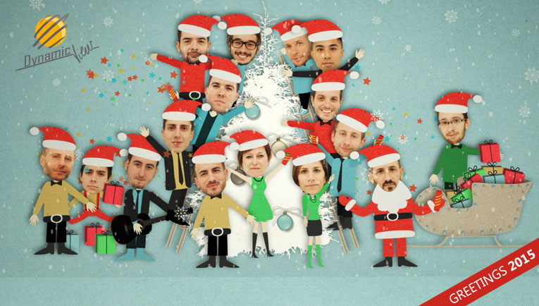 dynamicview greetings 2014