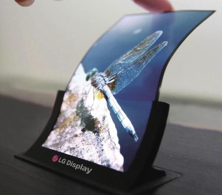 lg flexible OLED 2