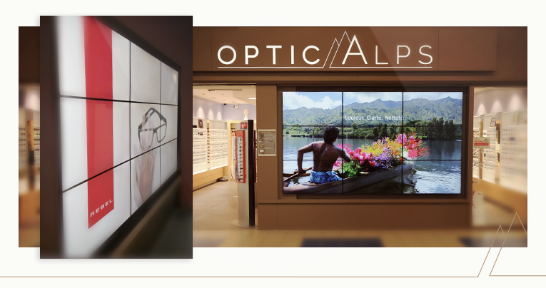 News optical alps