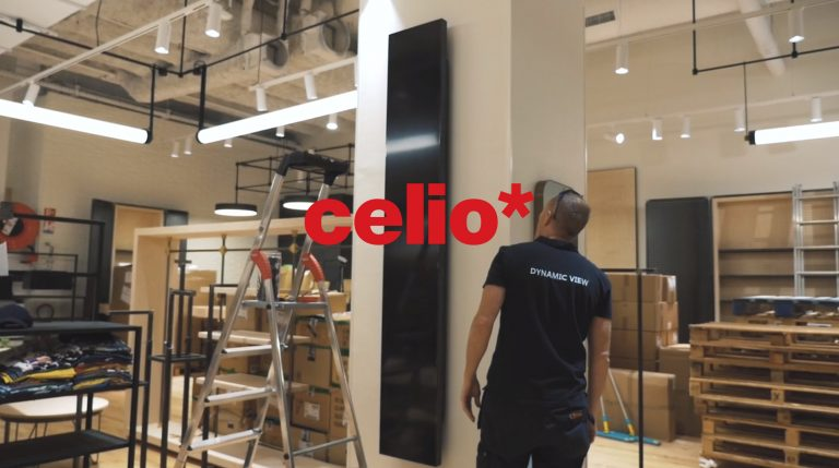 2018 10 05 10 44 31 Installation Celio Making of on Vimeo
