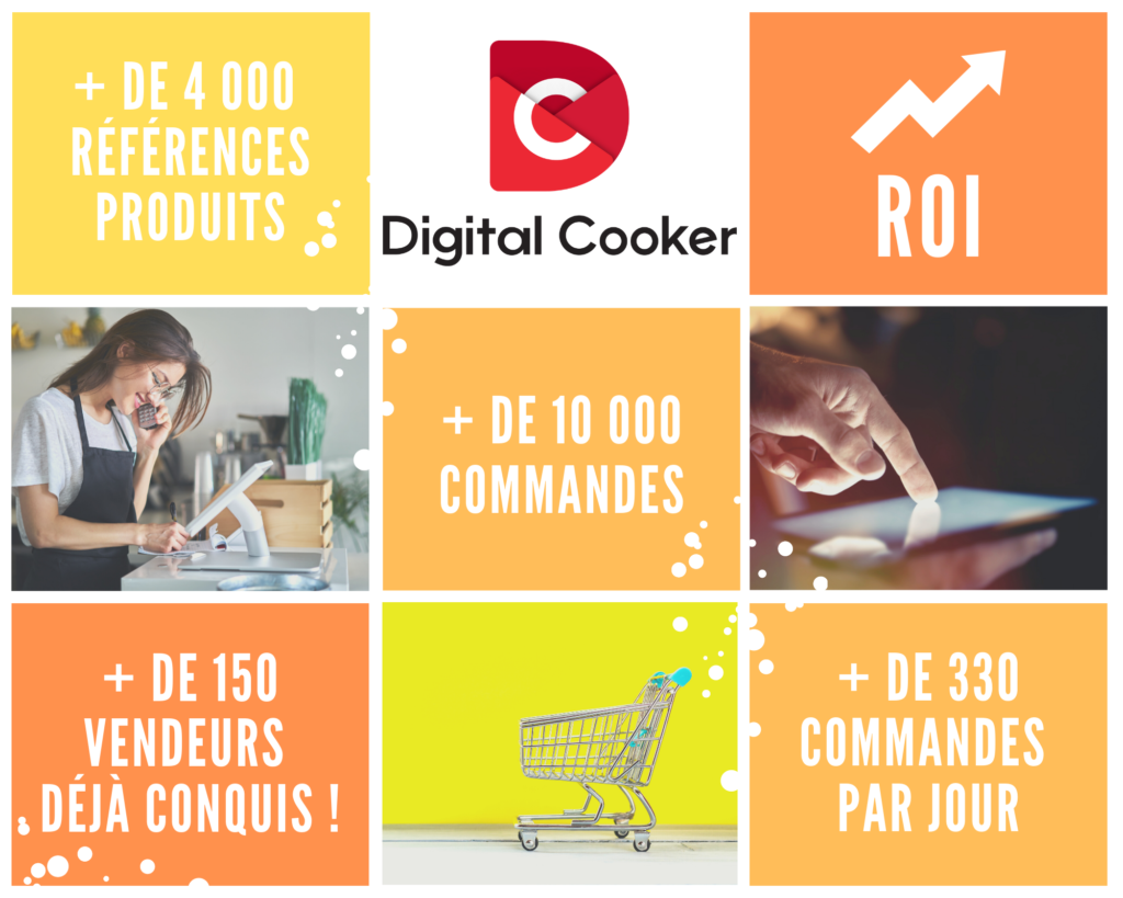 Digital Cooker Applications métiers